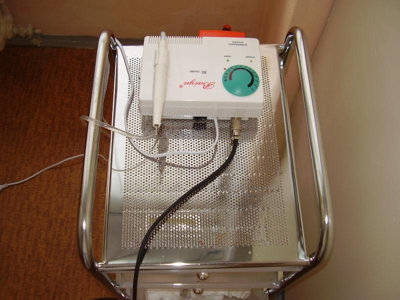 Ultrazvukový odstraňovač zubného kameňa